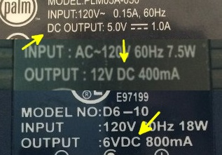 How To Select The Correct Ac Adapter From The Basket Of Ac Adapters